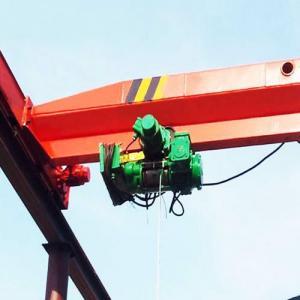 Wholesale workshop crane design Anti Explosion Single Beam Overhead Crane 20T LB Type Running F Insulation Grade from china suppliers