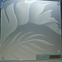 Buy cheap frosted laminated glass from Wholesalers