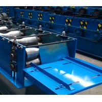 Wholesale Building Material Roofing Ridge Cap Roll Forming Machine Steel Tile Type from china suppliers