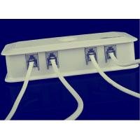 Wholesale 4 ports Alarm Charging Sensor Host Multiple Security display stand for mobile,tablet PC from china suppliers