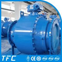 Wholesale trunnion moutned DBB API 6D ball valve from china suppliers