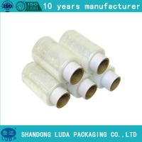 Wholesale 2015 Best sales LLDPE stretch film with cling wrap film or cling wrap film for pallet wrap from china suppliers