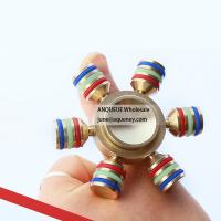 Wholesale Factory directly Selling Fast Delivery Finger Toy Fidget Spinner Hand Spinner With high Quality from china suppliers