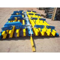 Quality High standard steel frame Adjustable Semi-diameter Arced Concrete Column Formwork for sale