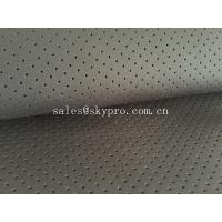 Wholesale Perforated neoprene / airprene fabric roll OF SBR SCR CR Material from china suppliers