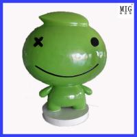 Wholesale web enterprise company brand and trademark logo statue  exhibition decoration from china suppliers