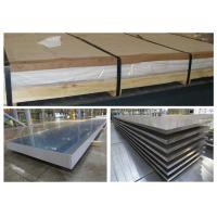 China Thin Alloy 6010 T4 AluminumSheet , Automobile Outer Plate Alu 6010Plate on sale