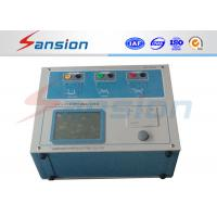 Quality LCD Screen CT PT Testing Equipment , Current Transformer Testing Equipments for sale