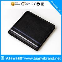 Wholesale Man leather wallet of wallet men with genuine leather wallet from china suppliers