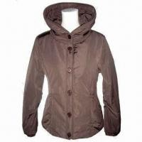 Wholesale Women's Fixed Hood Winter Jacket, Padded with Extra Warm 3M Thinsulate Insulation Material from china suppliers