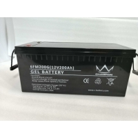Wholesale 12V 200ah 6FM200G Lead Acid AGM Battery For Car EPS from china suppliers