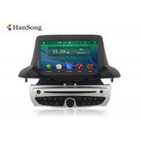 Wholesale Megane3  Renault DVD Player Full Touch 4G RAM G+G touch panel , Android Car Stero from china suppliers