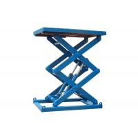 Wholesale Fixed Electric Hydraulic Scissor Lift Table Custom Service Acceptable from china suppliers