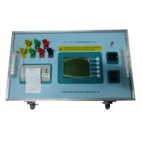 China 20 A Three Phase Transformer Winding Resistance Test Set Fast Measuring on sale