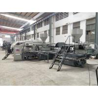Automatic Rotary PVC PCU Sandals Making Machine With Air Blowing 20 Stations