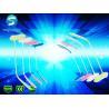 Plastic Modern LED Table Lamp , 140 Degree LED Flexible Reading Lamp