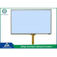 China 2.4 Inches ITO Film Digital Touch Panel Projected / X Y Matrix Touch Screen on sale