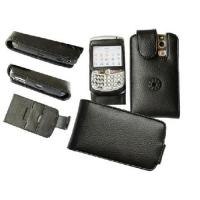 China Mobile Phone Leather Case for Blackberry 8300, Laptop Case, PDA parts/ accessories, HDD case on sale