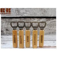 Wholesale wooden bottle openers Wholesale good quality wood handle bottle openers from china suppliers