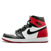 Wholesale Wholesale  Jordan 1 Retro 'Black Toe' Basketball Shoes & Sneakers for Sale from china suppliers