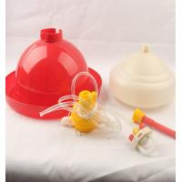 Wholesale Plasson poultry water drinker for poultry farm chicken water drinking QL205 from china suppliers