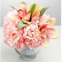 Wholesale the middle cymbidium orchid --8heads flower from china suppliers