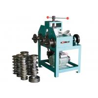 Wholesale Round Steel Pipe Bending Machine / Square Pipe Bender For Greenhouse Frame from china suppliers