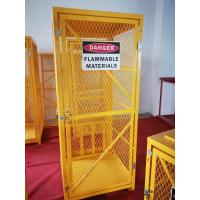 8 Cylinder Protection Gas Cabinet for Gas Cylinder Safety cabinet cage