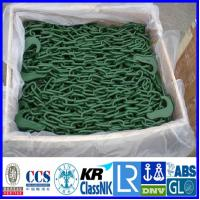 Wholesale Container lashing Chain, Red painted lashing chain container securing lashing chain from china suppliers