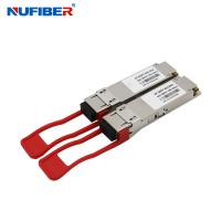 Wholesale 40G QSFP+ ER4 40km LC Connector Huawei Compatible SFP Module 1310nm from china suppliers