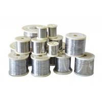 China Bare Thermocouple Wire 0.1~12mm Type T Type E Type K Type J High Temperature Thermocouple Wire on sale