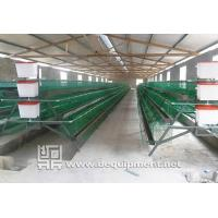 Buy cheap Plastic Coated Layer Cage from wholesalers