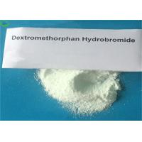 Wholesale CAS 6700-34-1 Weight Loss Powder Dextromethorphan Hydrobromide 98.0% Purity from china suppliers