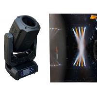 Wholesale LED 200W Stage Moving Head Light / Sharpy Beam Moving Head Light With 18 Channels from china suppliers