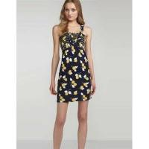 Quality Lemon Terry Smock Dress for sale