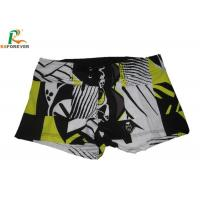 Wholesale Holiday Sexy Womens Printed Swim Shorts Plus Size Sublimation Printing from china suppliers