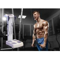 China Bio - Impedancemetry Electronic Accurate Body Fat Analyzer With Digital Display on sale