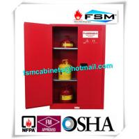 Wholesale Explosion Proof Chemical Safety Storage Cabinets 45 Gallon For Industry Paint And Inks from china suppliers