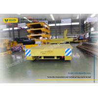 Wholesale Steel Coil Transfer Trolley Upender Device With Optional Automatic Control from china suppliers