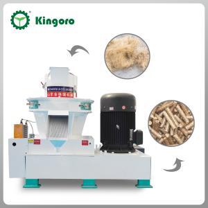 China Vertical Ring Die Wood Pellet Machine for Wood Board on sale