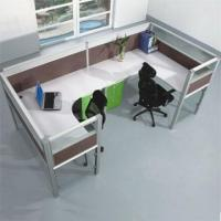 Aluminium extruded profiles for office use