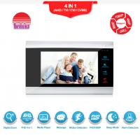 China 1080P homemade video door intercom 2.0MP doorbell for home security protect safety of family on sale
