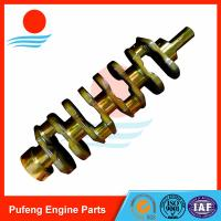 Buy cheap Best selling Toyota forklift crankshaft 1Z 13411-78300-71 CNC machining and nitriding applied from Wholesalers