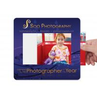 Wholesale Rubber Base Personalized Photo Frame Mouse Pad for Gift from china suppliers