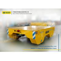 Wholesale Steel Material Die Transfer Cart , Industrial Cross Rail Transfer Car from china suppliers