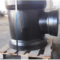 Wholesale Ductile iron pipe fittings ISO2531 EN545 from china suppliers