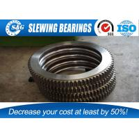 Wholesale Professional Rotary Table Bearing For Construction Machinery Wind Turbines from china suppliers