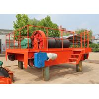 Wholesale Double Rail Wire Rope Electric Hoisting Winch Trolley For Overhead Crane from china suppliers
