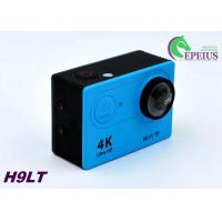 Wholesale Diving 30M Waterproof 1080P HD Action Camera H9LT 4K Video 140 Degrees Wide Angle from china suppliers