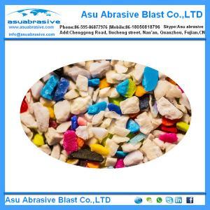 Melamine_media blast_Asu Abrasive Co.,Ltd